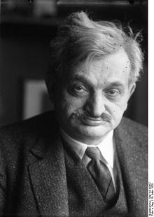 Emanuel Lasker 1868 - 1941